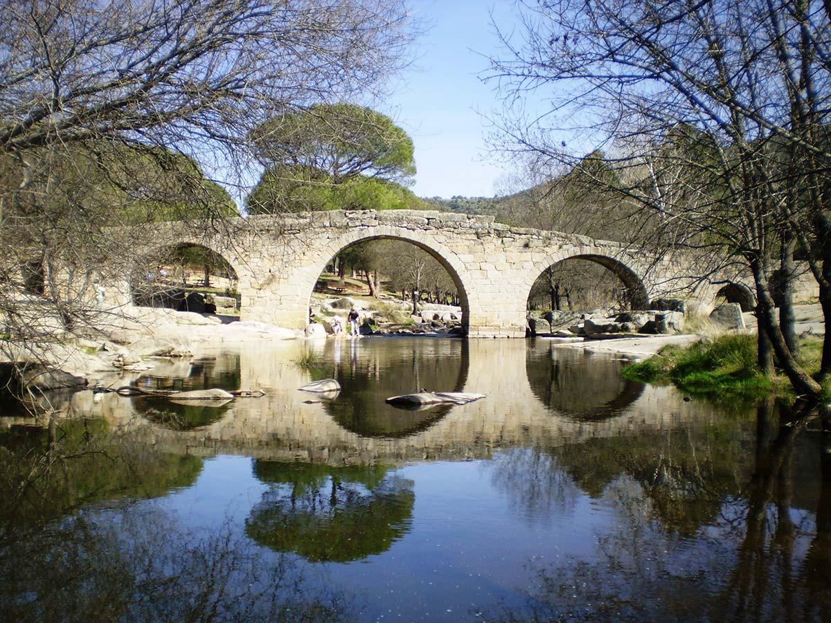 Valdemaqueda Puente